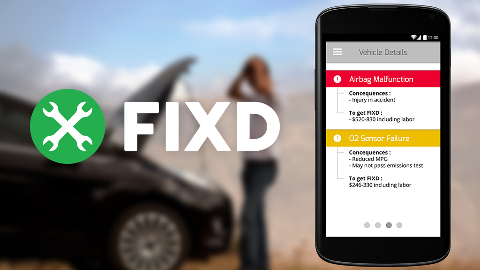FIXD – Help Prevent Costly Car Repairs?